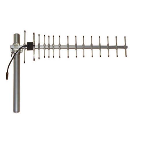 High Gain Yagi Antenna at 900MHz