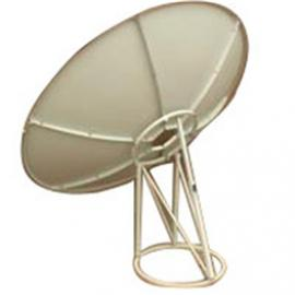 GLC-135 C band 135cm (4.5 feet) Satellite Dish Antenna-6 Panel